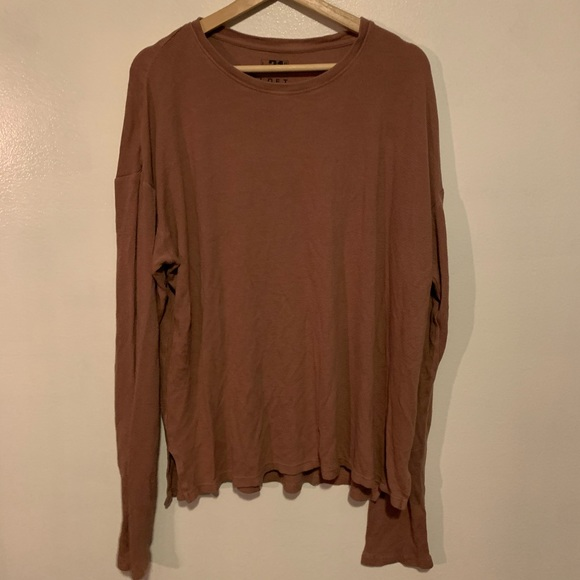 LOFT Tops - Cozy Long Sleeve T/Dress